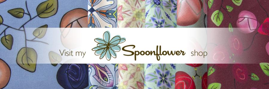 Ainult Ilusad Asjad Spoonflower shop